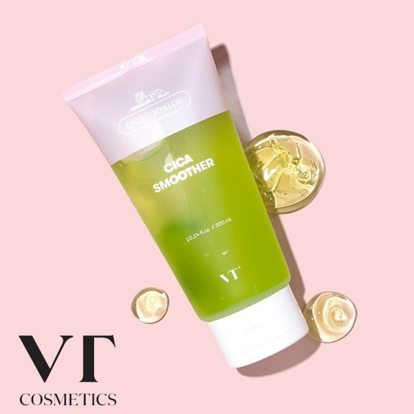 VT COSMETICS CICA SMOOTHER シカスムーザー 300ml ジェル【即日発送】